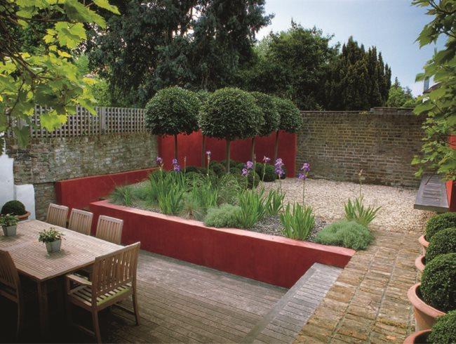 Modern English Gardens