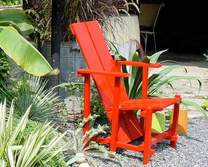 Custom Furniture, Garden Chair, Dan Bernarcik Dan Bernarcik ,