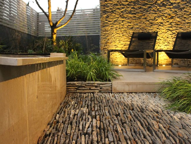 Small London Garden Design