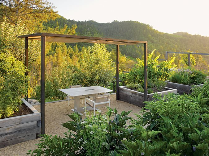 Raised Bed Garden Design How To Layout Build Garden Design