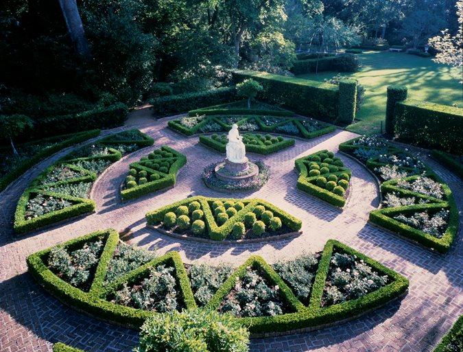 houston 39 s bayou bend gallery garden design