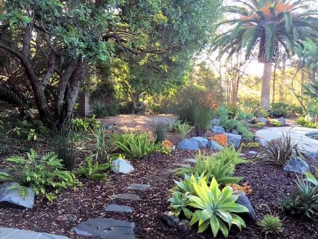 2016 San Diego Spring Garden Tour Garden Design