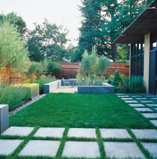 Garden Design Ideas: Small Garden Pictures - Gallery