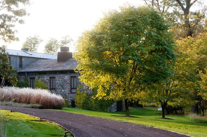 the art of autumn lisa roth landscape architect devon pa