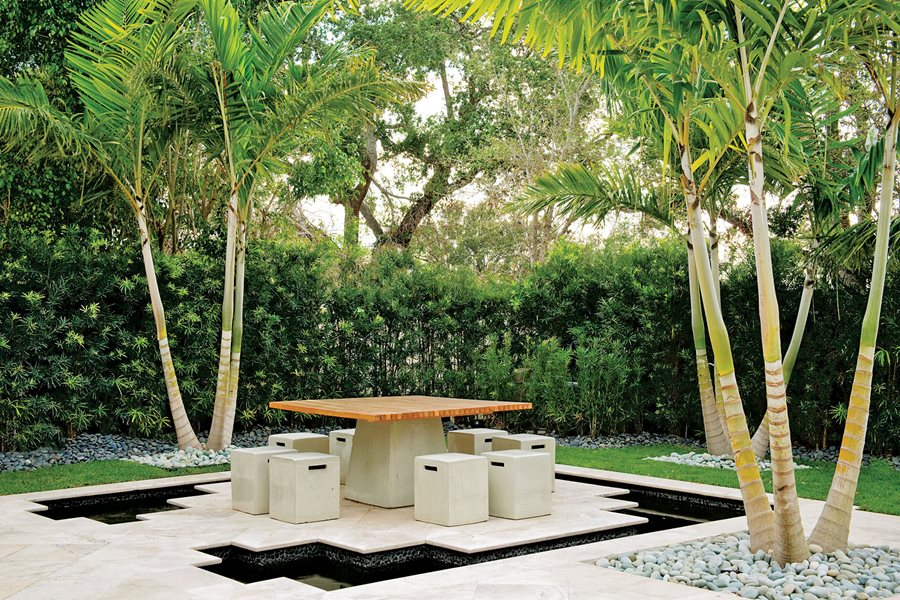 Top Uses of Palm Trees in Garden Design | Garden Design on Palm Tree Backyard Ideas id=54225