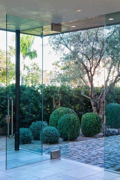 Seaside Garden in Coronado Garden Design
