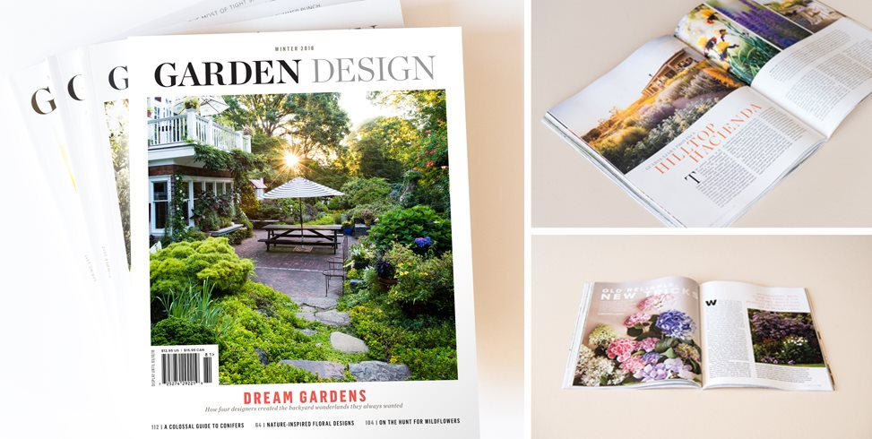 "Winter 2018 ""Dream Team's"" Portland Garden Garden Design Calimesa, CA"