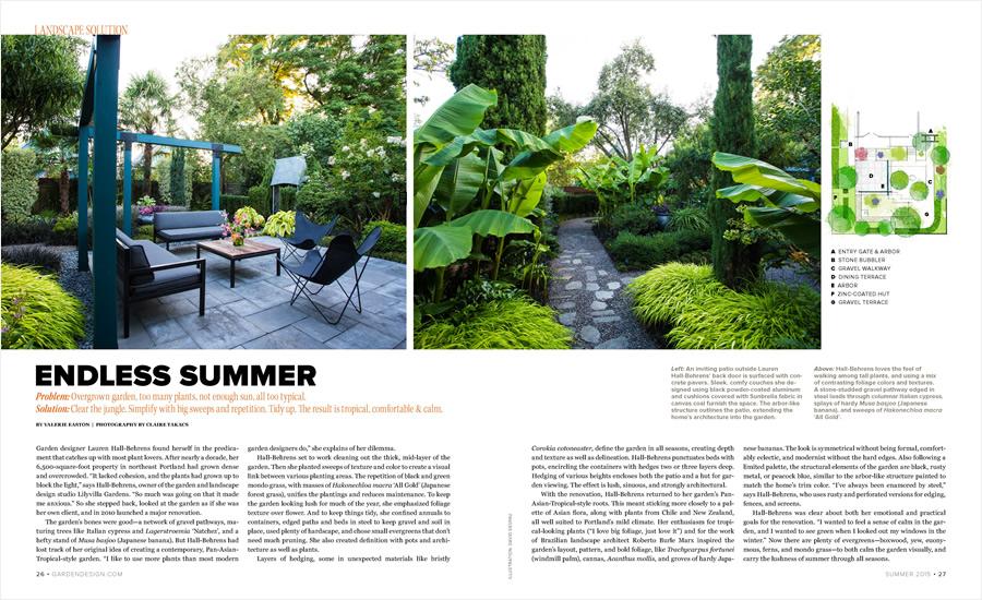 Endless Summer   Garden Design