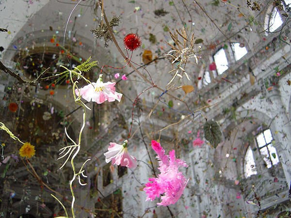 Falling Garden