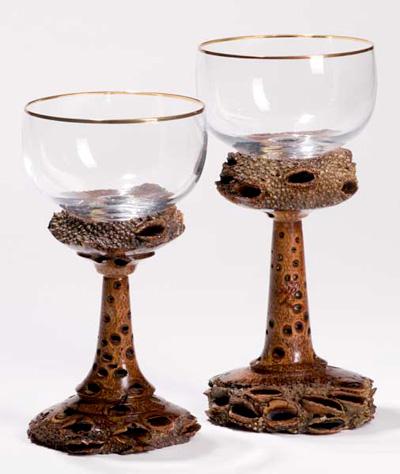 Banksia goblets