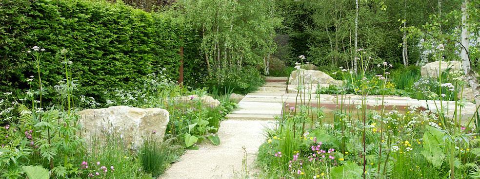 telegraph chelsea flower show garden