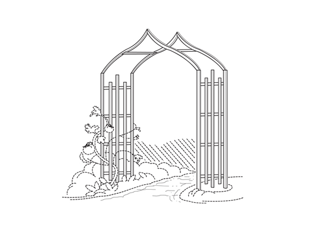 Arbor Illustration May 2012