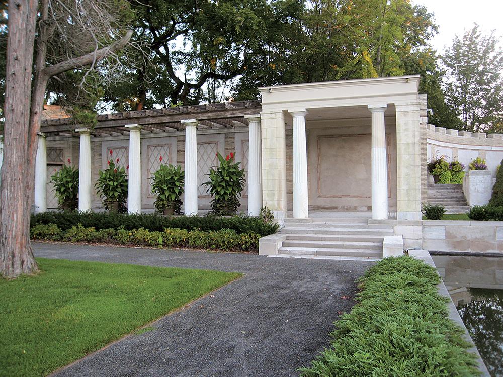 Samuel Untermyer Garden 3