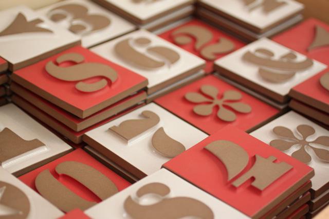 Eames tiles