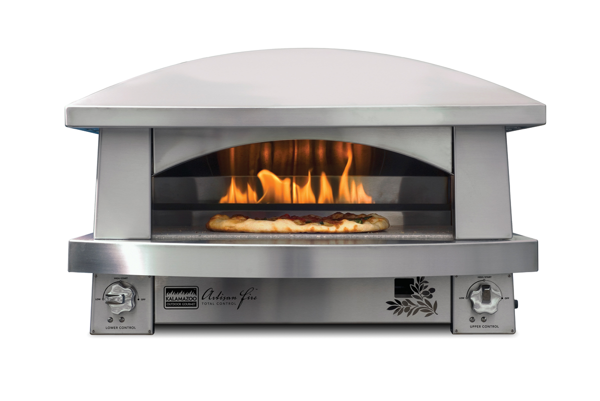 Countertop Pizza Oven For Home Use : Brick Oven Amici Grande This Mario Batali-branded, preassembled oven ...