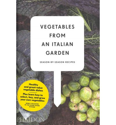 vegetables from an italian vegetable garden