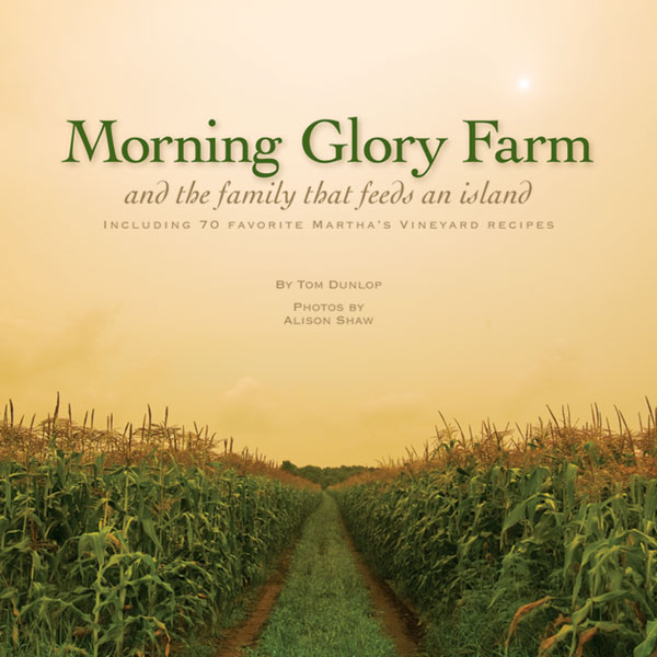 morning glory cookbook cover