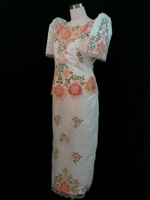 Phillipines dress