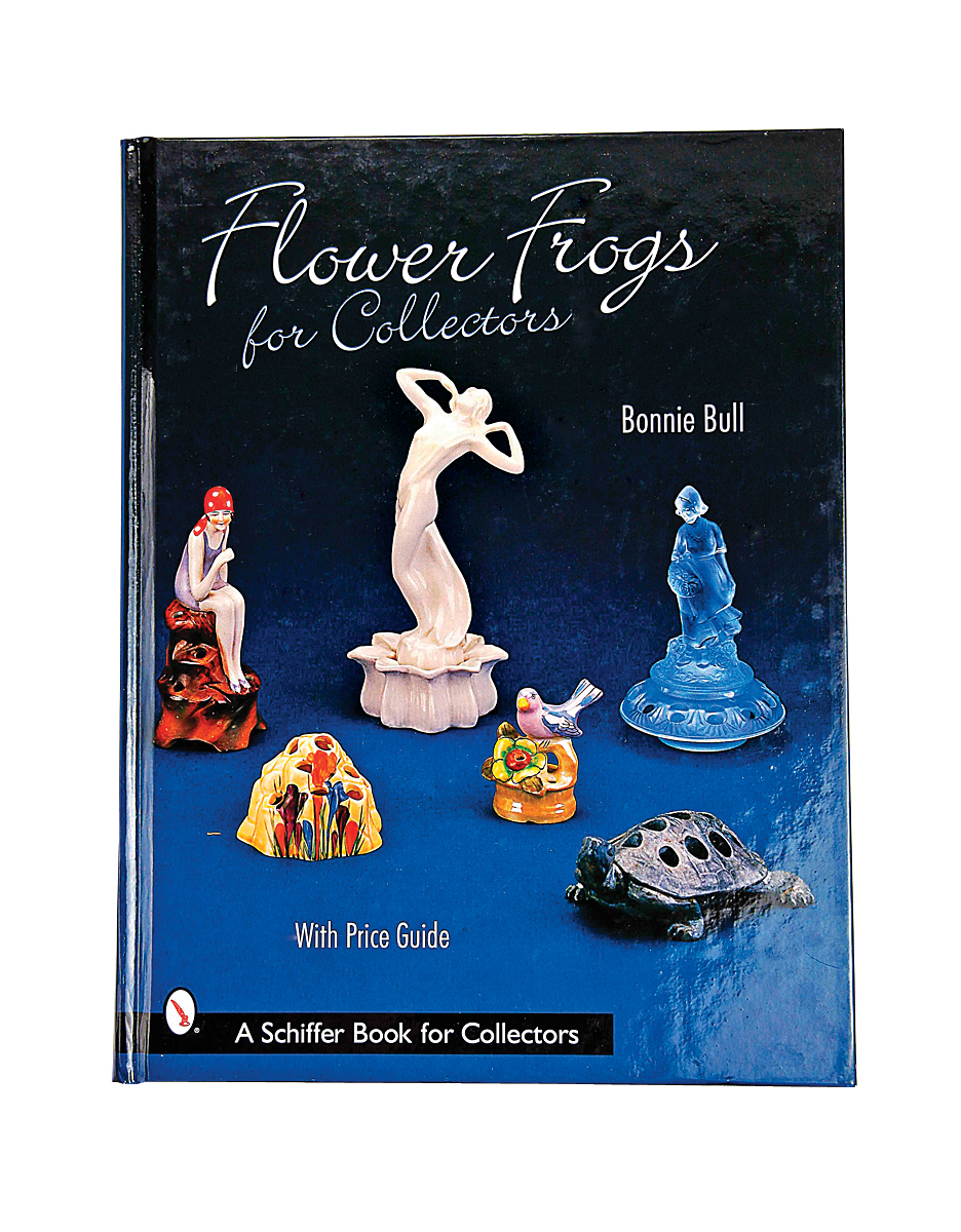 Garden Design - Flower Frogs for Collectors