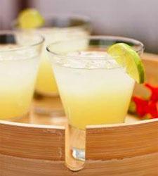 Garden-inspired Cocktail