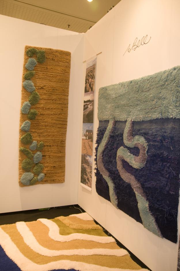 escape landscape rug designs