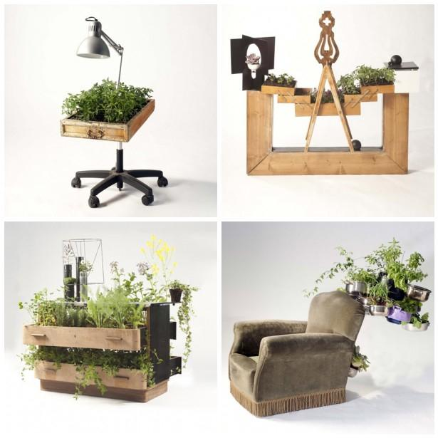milan plant furniture