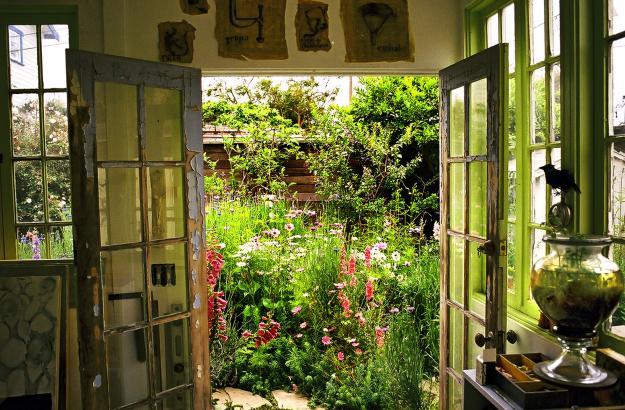 Venice Garden & Home Tour
