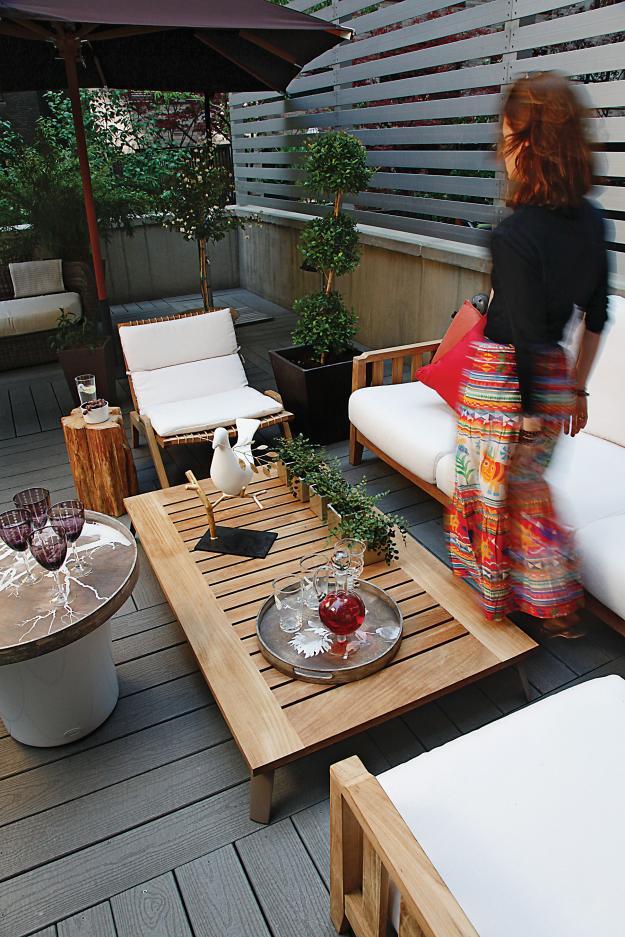 Garden Design - City Style 02