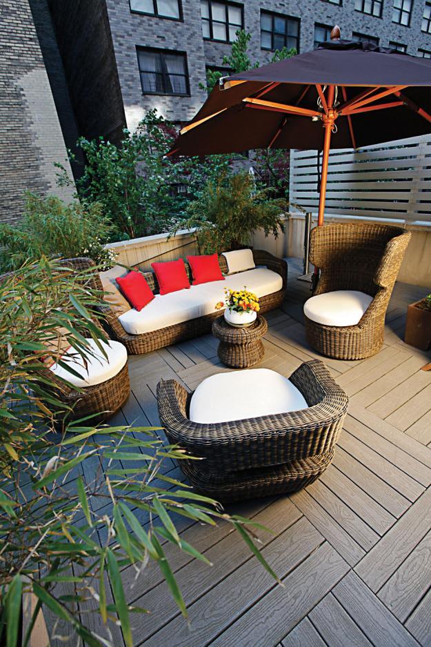 Garden Design - City Style 05