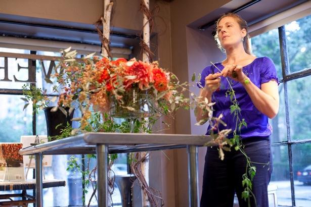 ariella chezar flowerschool 2