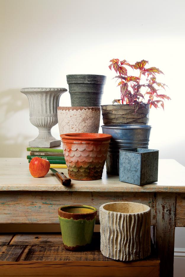 2011 planters and containers