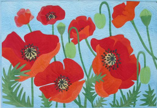Georgetown Poppies