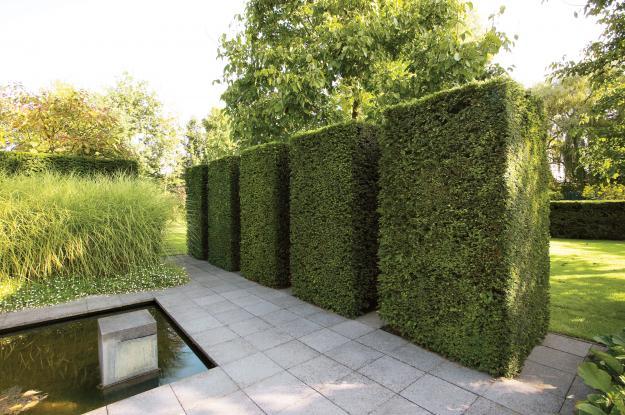 Mien Ruys Garden in Dedemsvaart, Netherlands