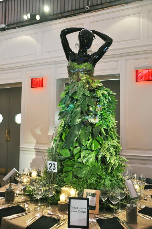 Mixed Greens Event Design