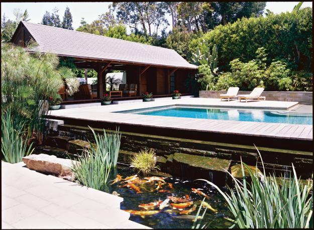 LA Sunset Boulevard Garden 4