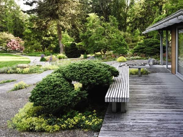 Chase Garden Deck
