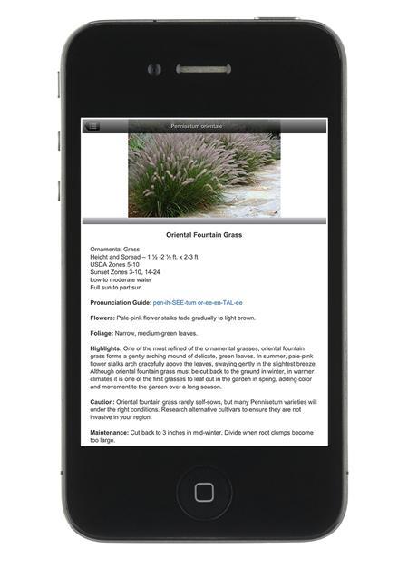 Mobile Plant App