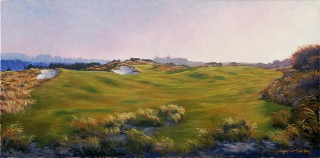 Bandon Trails Painting