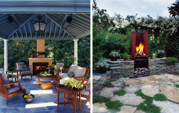Ideas For Outdoor Fire Pits