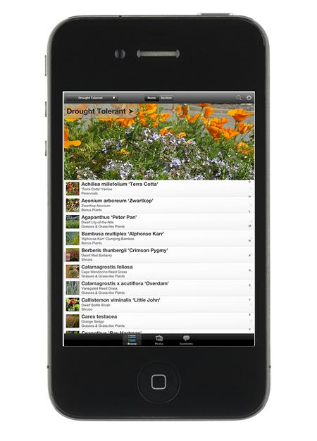 Curated Plant App