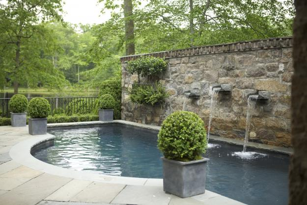 Courtyard Pool - APLD Awards