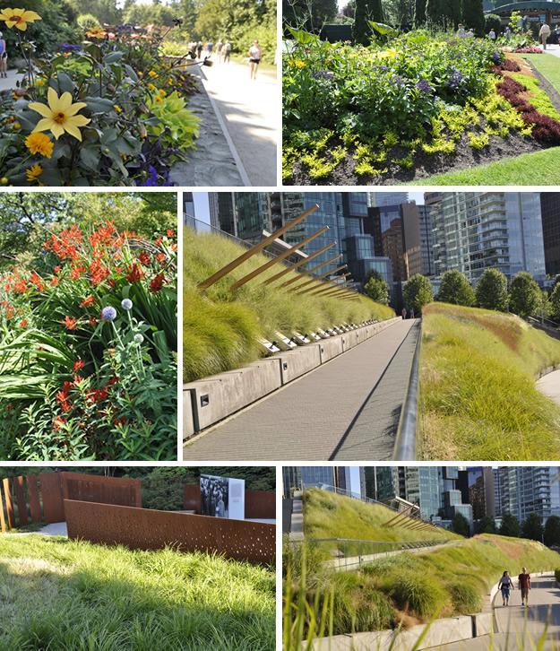 Stanley park offers breathtaking natural settings garden for Garden design vancouver