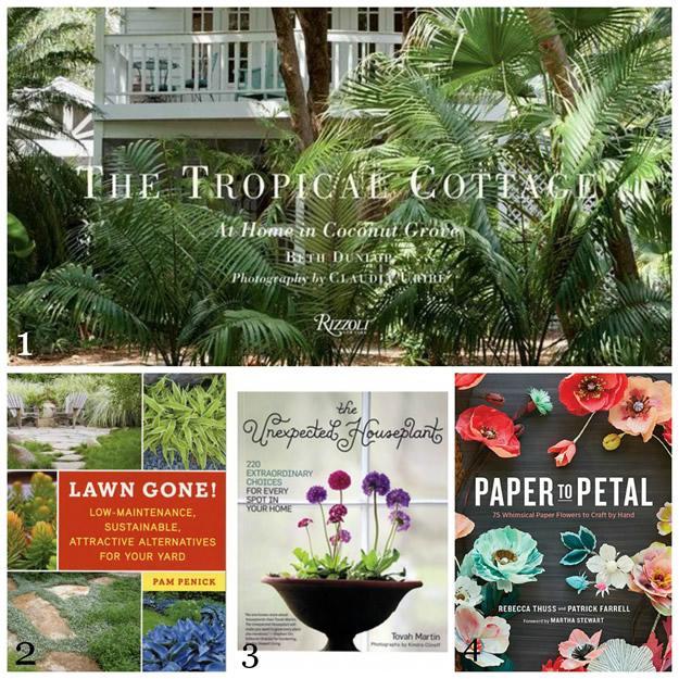 Garden Inspired Reading
