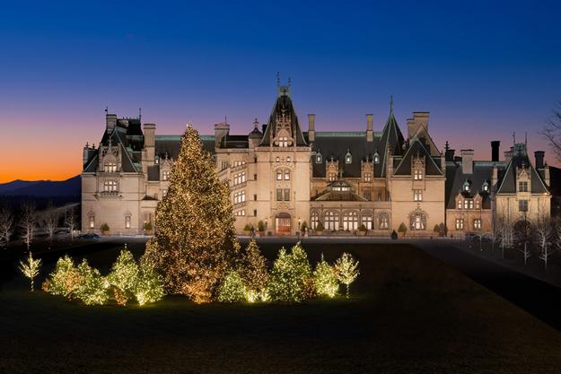 Biltmore Estate in Asheville, N.C.