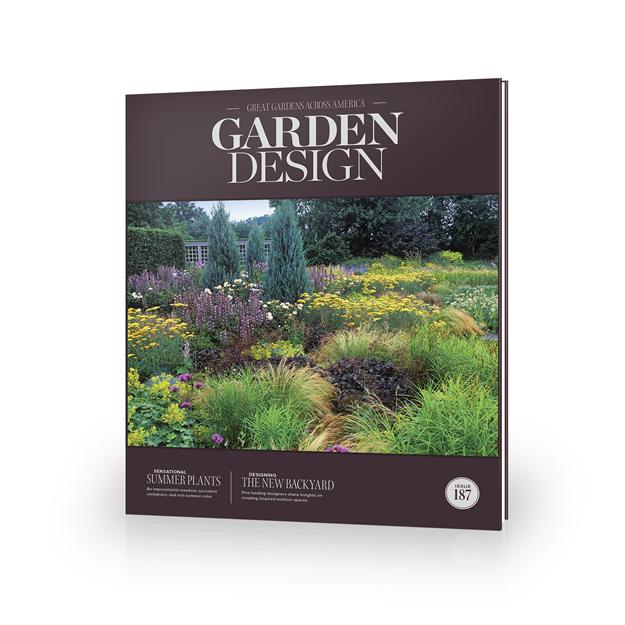 Garden Magazine Summer 2014 Cover