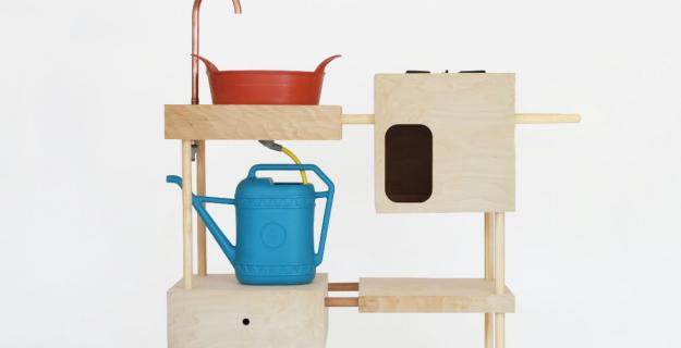 D.I.Y. Your Own Portable Outdoor Kitchen