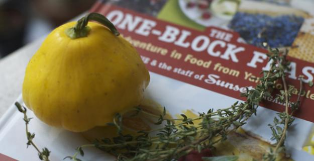 From Garden to Table: The One-Block Feast