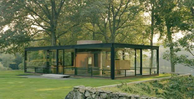 Inspiration Point: Philip Johnson's Glass House