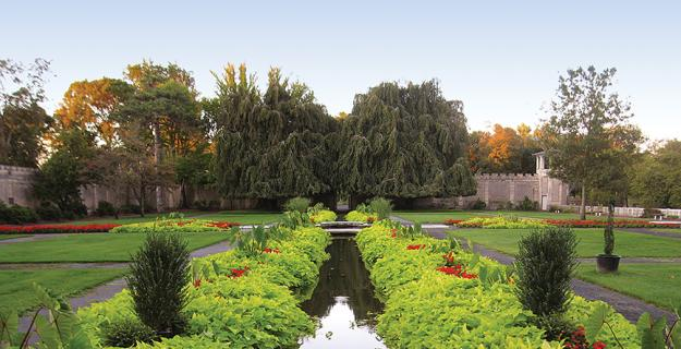 The Return of the Untermyer Gardens