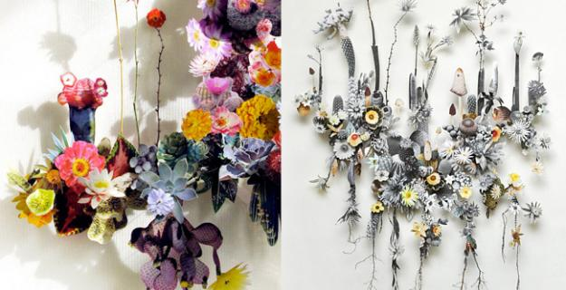 Art & Botany: Shadow Boxing Floralscapes